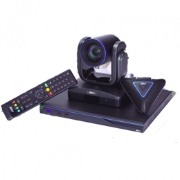 AVer EVC350 HD Video Conferencing System with 4-Way MCU