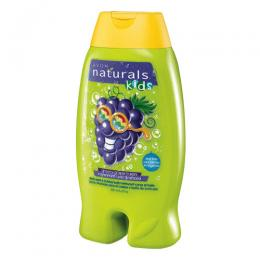 Avon Naturals Kids Groovy Grape Body Wash & Bubble Bath