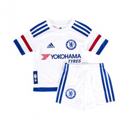 Chlidren Chelsea Authentic Away Jersey 2015/16