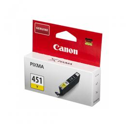Canon Pixma 451 Y (Yellow) Ink Catridge (LC)