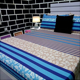 Deluxe Cotton Bedsheet