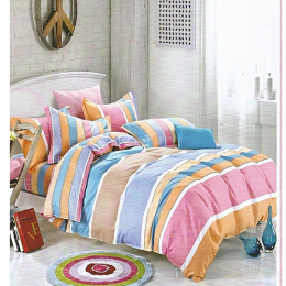 BedsheetHub Nougat Fitted Bedsheet