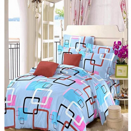 BedsheetHub Luxury Bedsheets With 4 Pillow Cases