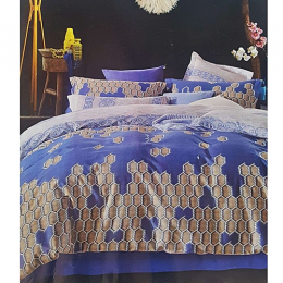 Deluxe Beautiful Design Bedsheet