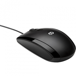 HP X500 Wired Mouse (E5E76AA)