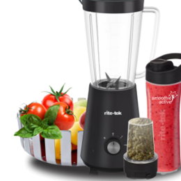 RITE TEK BL 180 BLENDER 400W|1.5L WITH MILL