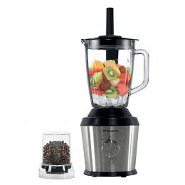 Binatone BLG-600S (MK2) Blender/Grinder With Stick - (Glass Jar)