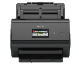 BROTHER ADS2800W Wireless Document Scanner for Mid to Large Size Workgroups