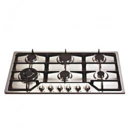 High-End Stainless Steel Built-In Gas Hob | 6001