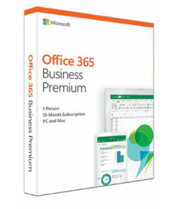 Microsoft Office 365 BUS PREM RETAIL ENGLISH SUBSCR 1YR AFRICA ONLY MDLS