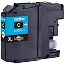 BROTHER LC565XLC INK CARTRIDGE – CYAN