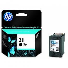 Black HP 21 Ink Cartridge - (C9351AE)