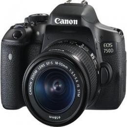 Canon EOS 700D Digital SLR Camera - EF-S 18-55 mm f/3.5-5.6 IS STM Lens