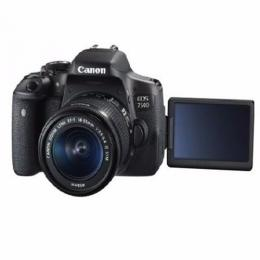 Canon EOS 750D /Rebel T6i Digital SLR Camera
