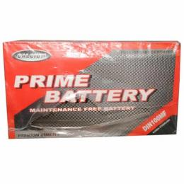 PRIME BATTERY 100AH/12V CAR BATTERY (C) - deluxe.com.ng
