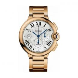 Cartier Ballon Bleu Chronograph Rose Gold for Men (luxury brand)