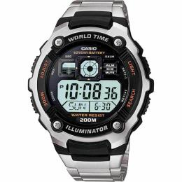 Casio AE2000WD-1A Men's Multifunctional Digital Sport Large Watch