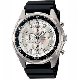 Casio AMW330-7AV Men's Rubber Chronograph Watch