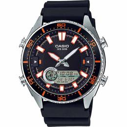Casio AMW720-1AV Men's Ana-Digi Diver Style Watch