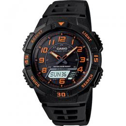 Casio AQS800W-1B2V Men's Analog-Digital Solar Powered Medium Size Watch