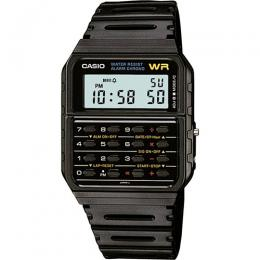Casio CA53W-1 Men's Calculator Small Size Watch