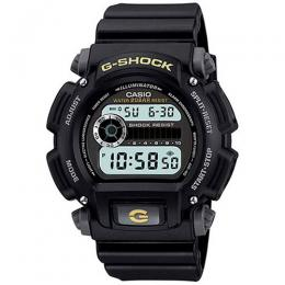 Casio DW9052-1B Men's Classic G-shock Black Resin Digital Chronograph Sport Watch