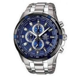 Casio EF-539D-2AV Men's Edifice Stainless Steel Chronograph Tachymeter Sport Watch