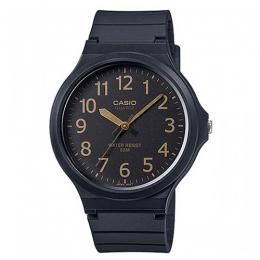 Casio MW240-1BV Men's Easy To Read Black Casual Watch