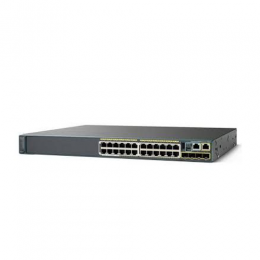 Cisco Catalyst 2960S 24 GigE 2 x SFP LAN Lite