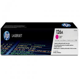 HP 126A Magenta Original LaserJet Toner Cartridge (CE313A)