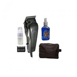Chaoba Professional Hair Clipper (Bag & Aftershave) Barbing Set