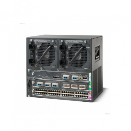 CISCO CAT4500 SERIES 3-SLOT CHASIS, FAN, NO PS