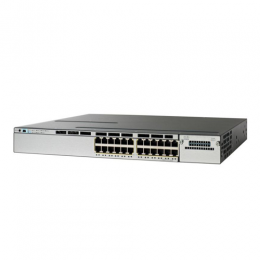 Cisco Catalyst 3750X 24 Port PoE LAN Base