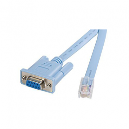 CISCO CONSOLE CABLE FOR 1130AG, 1200, 1230AG, 1240 PLATFORM