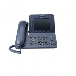 Cisco Unified Phone 8945, Phantom Grey, Standard Handset
