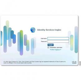 Cisco Identity Services Engine Virtual Machine Image