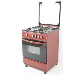 SCANFROST 60x60 4 GAS BURNER CK6400R|GAS OVEN