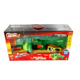 Combuy Super Shooter Pop Gun (Green) CB999801