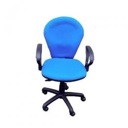 Office Fabric Chair MSH Blue