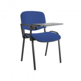 Office Chair with Writing Pad (R16 Blue)