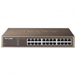 24-port 10/100Base-T unmanaged Switch (Metal casing UK SKU DES-1024D/B - deluxe.com.ng