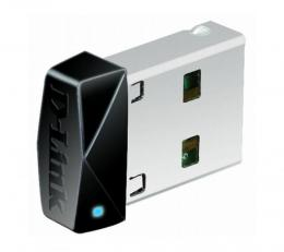150Mbps Wireless 11N mini-USB Adaptor (without cradle) SKU DWA-121/EU - deluxe.com.ng