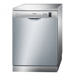 Bosch Serie | 4 Freestanding DIsh Washer can be built in - silver inox SMS50D08GC