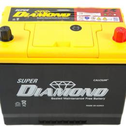 Diamond 40Ah Dry Cell Battery