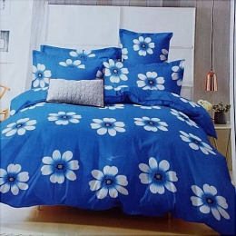 Deluxe Bedsheets With 2pillow Cases