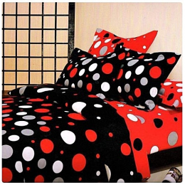 Deluxe Bedsheet With Pillow Cases