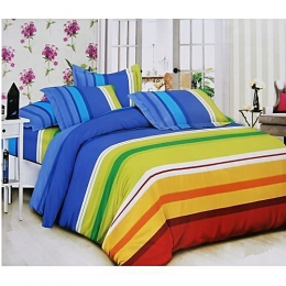 Deluxe Bedsheets With Pillow Cases