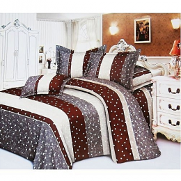 Deluxe Bedsheets With 4pillow Cases