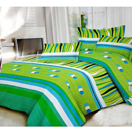 Deluxe Bedsheets With Four Pillow Case