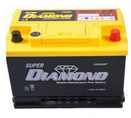 Diamond 75AH Battery